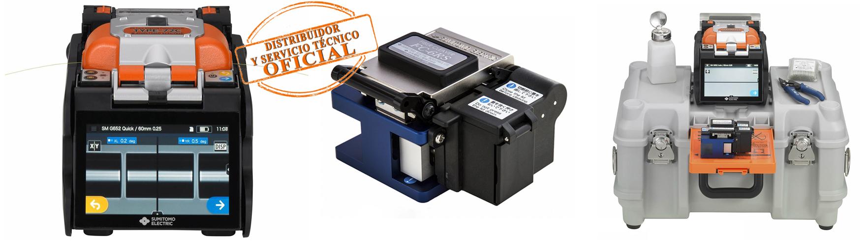 Kit Fusionadora T72C Fibercom sello