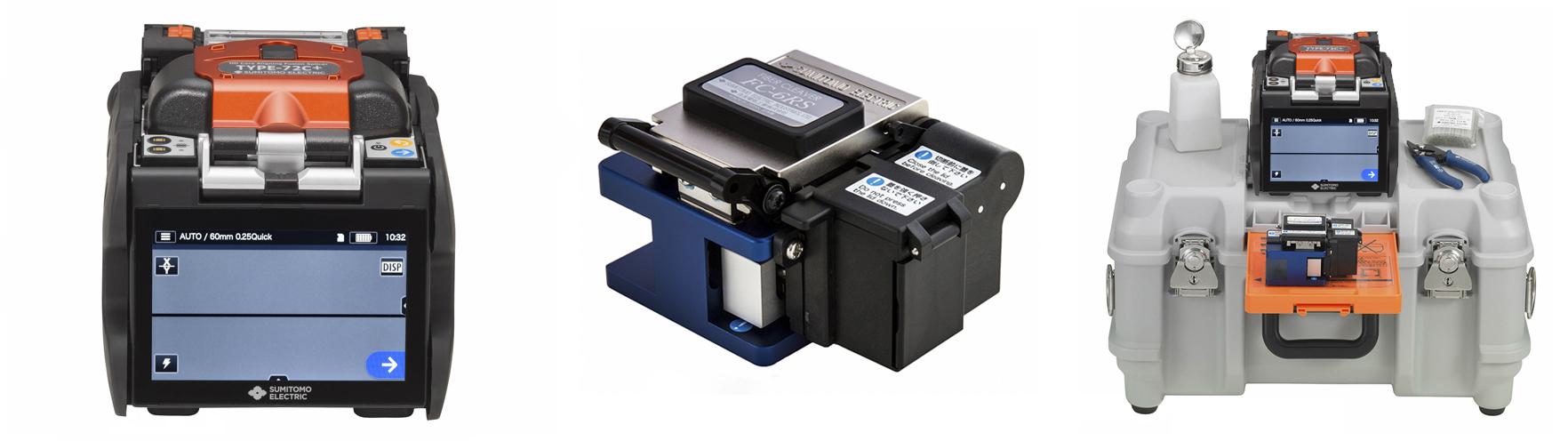 Fusionadora T72C plus kit